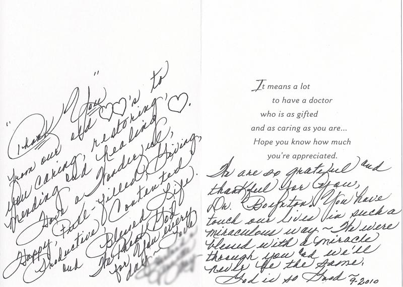 Testimonial Cards