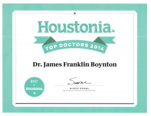 Houstonia Award