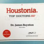 Houstonia magazine award