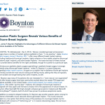 Houston plastic surgeon, breast implant options, anatomically shaped breast implants, form-stable cohesive gel implants, breast implants in Houston, Dr. Boynton, breast augmentation